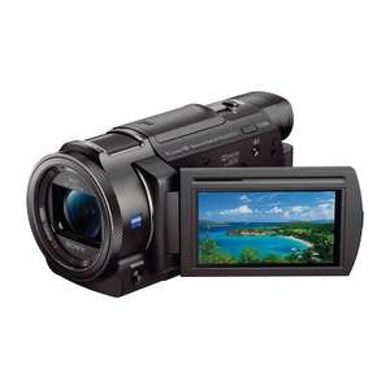 Sony FDR-AX33 4K Camcorder [cameranu.nl]