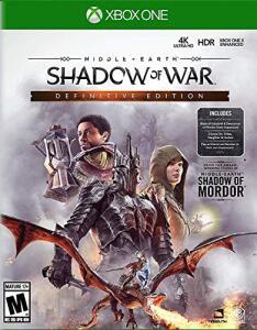 Mittelerde: Schatten des Krieges Definitive Edition (Xbox One) für 14,65€ (Amazon US)