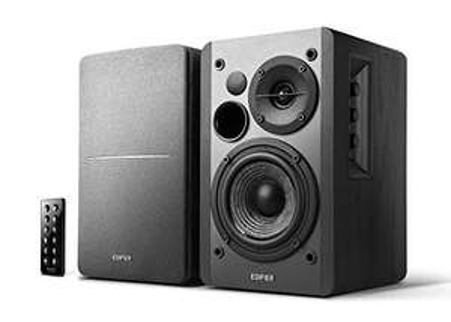 Edifier R1280DB Lautsprecher zweiweg Schwarz 21+21W RMS 550mV 55Hz-20Khz 85dB SNR 146.05x177.8x228.6mm Black (R1280DB-BLK)
