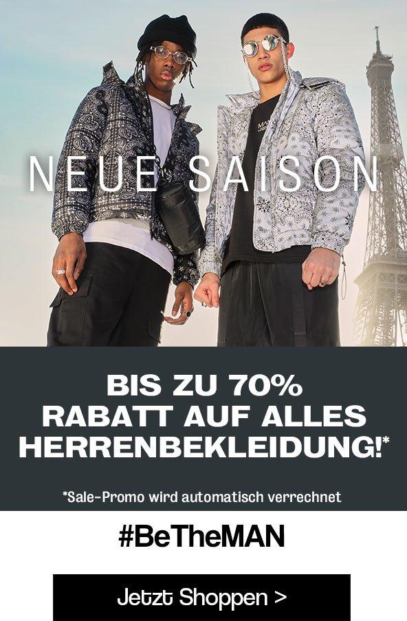 Boohoo Streetwear bis zu 70% auf ALLES