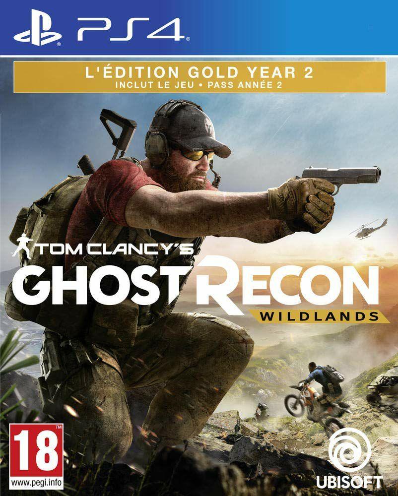 Tom Clancy's Ghost Recon Wildlands - Year 2 Gold Edition (PlayStation 4) [PEGI]