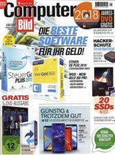 1 Jahr Computer Bild mit DVD mit 130€ Amazon Gutschein für 126,50€ (Kiosk.news)