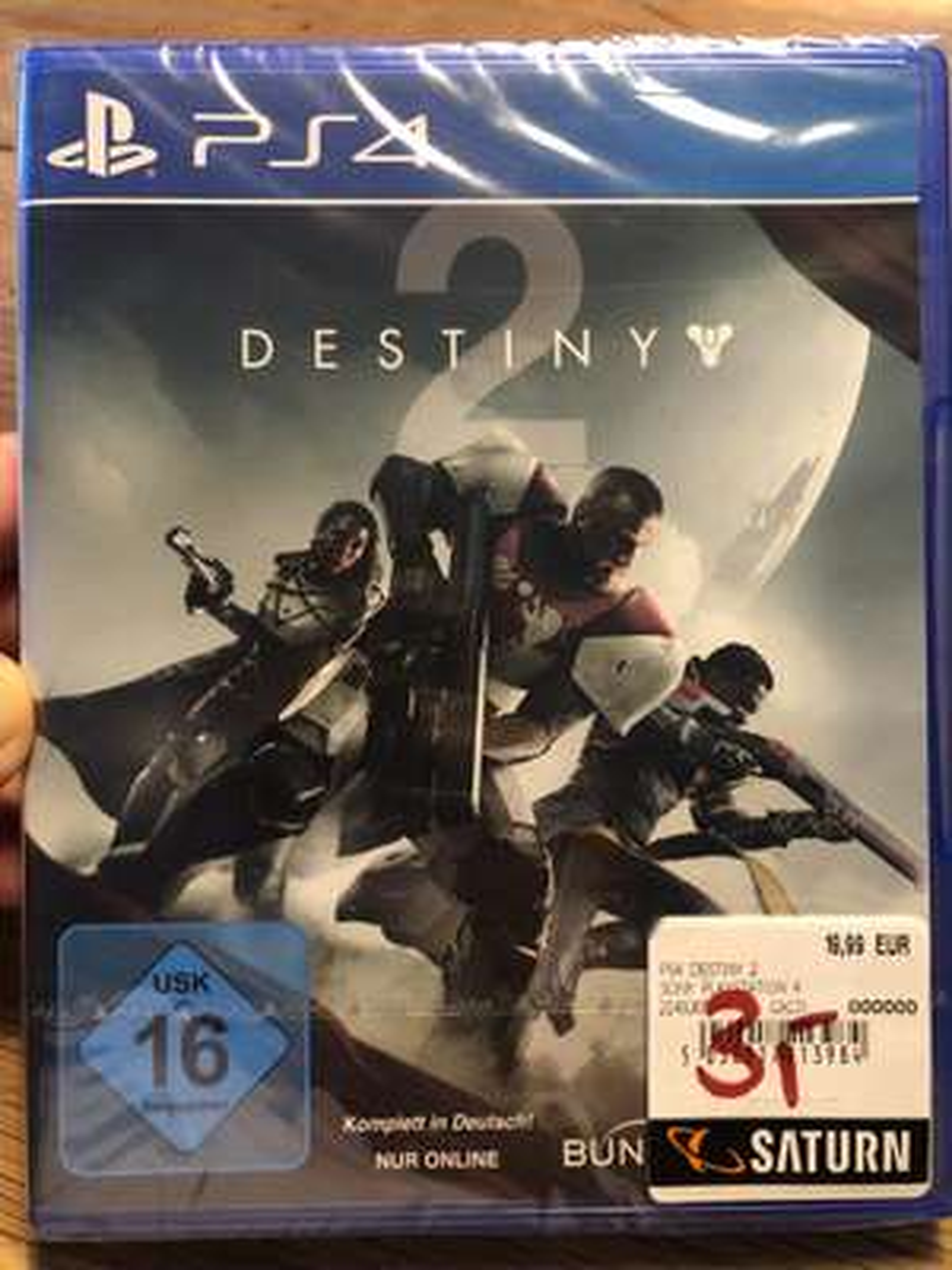 [Saturn-Ludwigsburg] Destiny 2 PS4