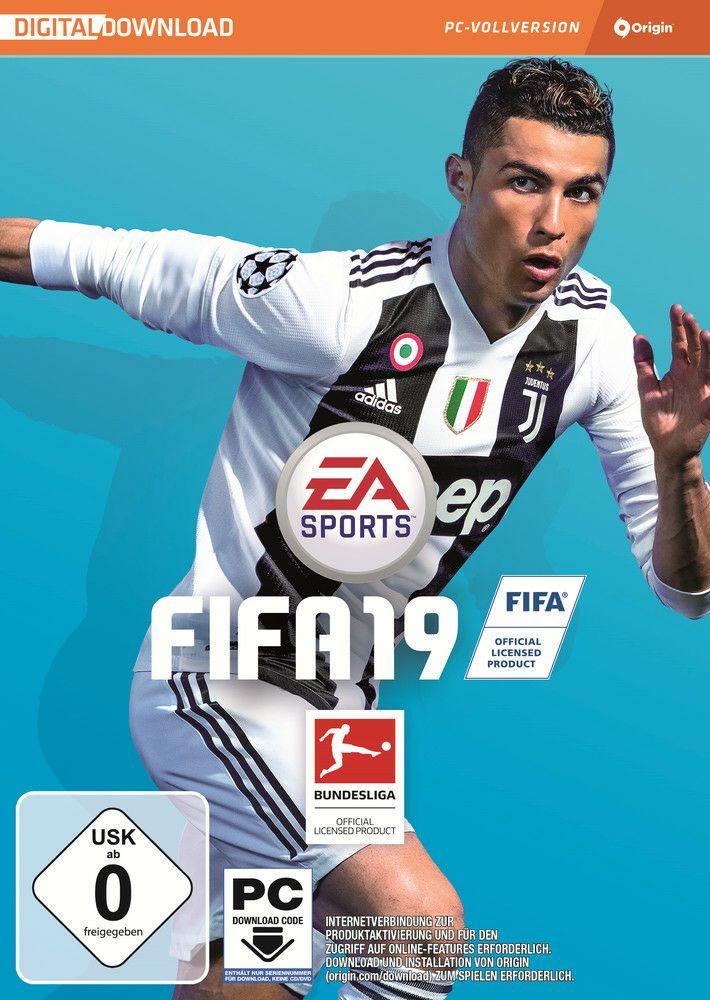 Fifa 19 PC bei Expert Lokal und Online (9,99€+vsk)