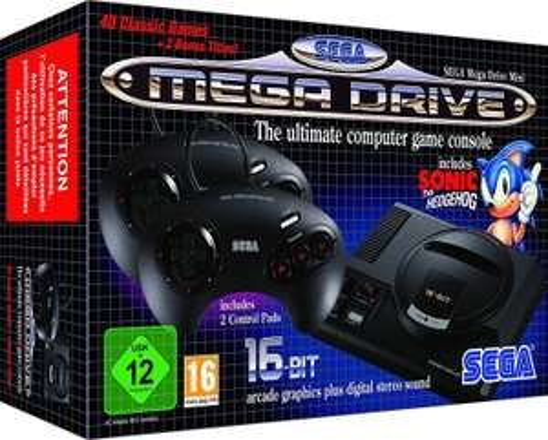 [LIDL Online] Sega Mega Drive Mini für 44,85 € inkl. Versand