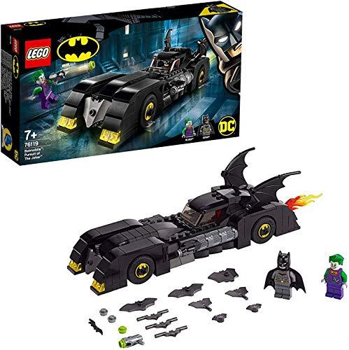 LEGO - Batmobile - 76119 [Amazon Prime]