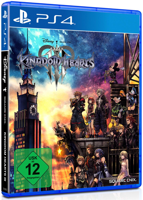 EWD Gaming: z.B. Kingdom Hearts III - 12,99€   Fade to Silence [PS4] - 15€   Warhammer: Vermintide 2 Deluxe Edition [PS4] - 19€   amiibo