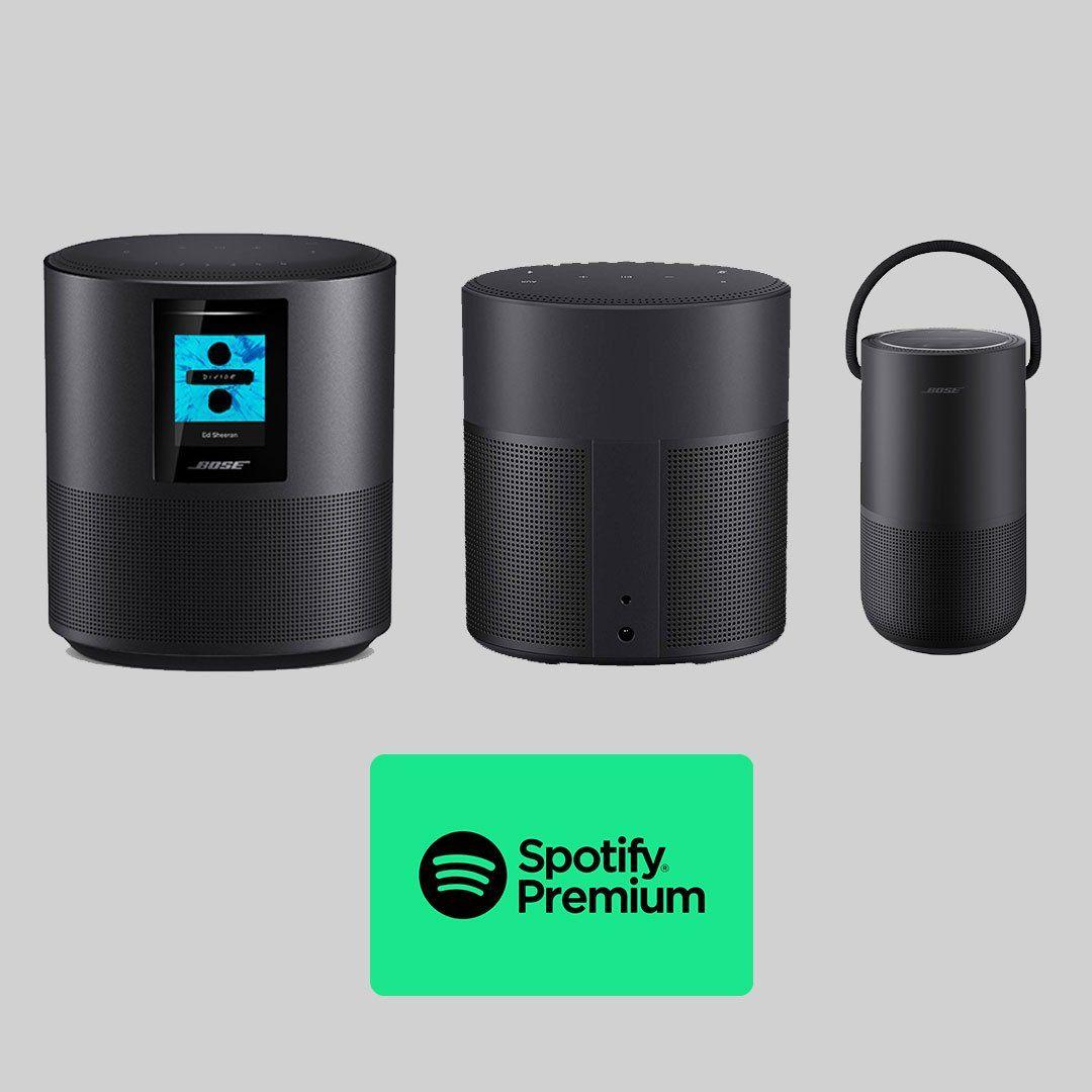 Bose Home Speaker 500 + 30 Euro Spotify Gutschein