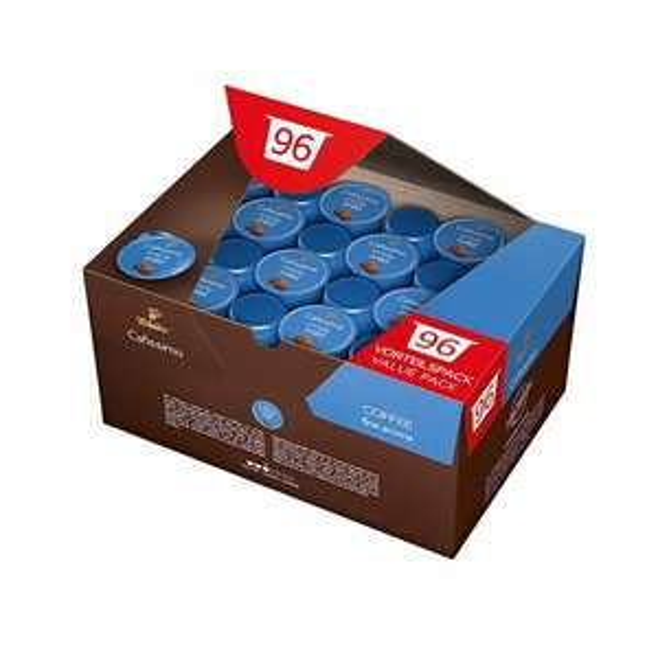 Tchibo Cafissimo Filterkaffee mild Kaffee Kapseln, 96 Stück