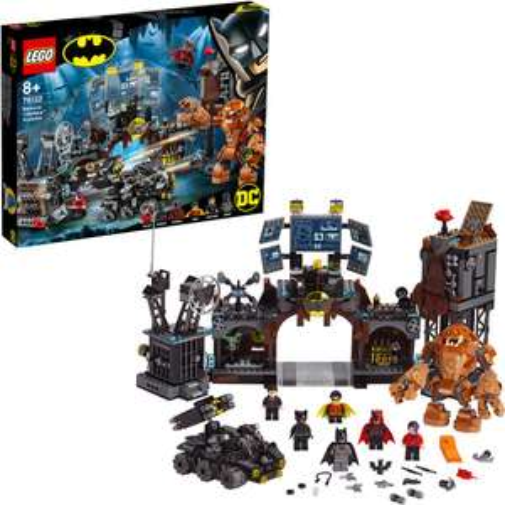 Windeln.de: LEGO DC 76122 - Clayface Invasion in die Bathöhle - 58,93€