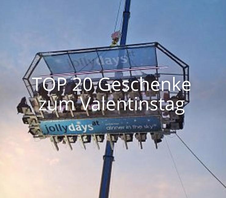 Late Night Dinner in the Sky   3 Gänge unterm Sternenzelt in Wien - das perfekte Valentinstagsgeschenk