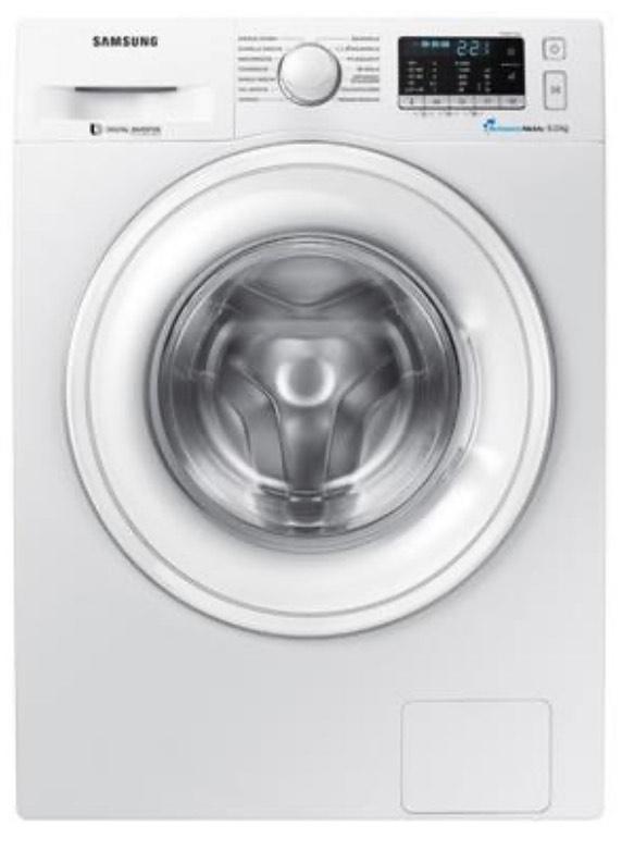 Samsung Waschmaschine WW80J5435DW A+++, 8KG, 1400U/Min für 443,95€