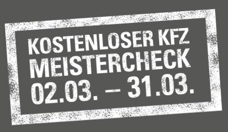 Prüftage: Gratis Kfz-Check und Servicearbeiten-Rabatt - Vergölst + 5€ Cashback über Shoop
