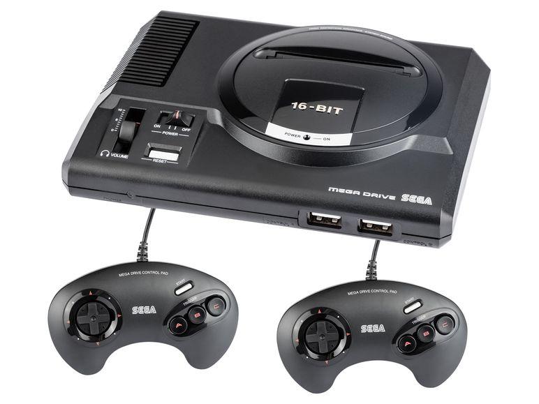 Mega Drive Mini Sega does what Nintendon't