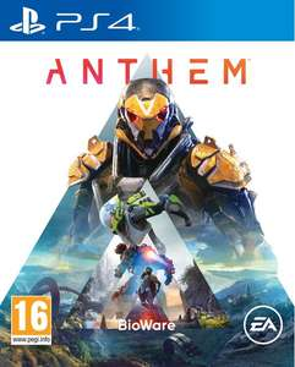 Anthem (PS4 & Xbox One) für je 7,95€ (Coolshop)