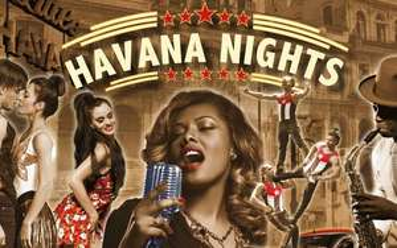 """""""Havana Nights"""": 2 Tickets in Preisklasse 1 oder 3 - in 12 Städten deutschlandweit"""