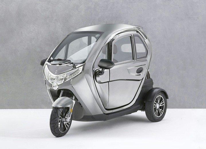 Elektromobilität - Kabinenroller Lizzy C25 Bei Bader