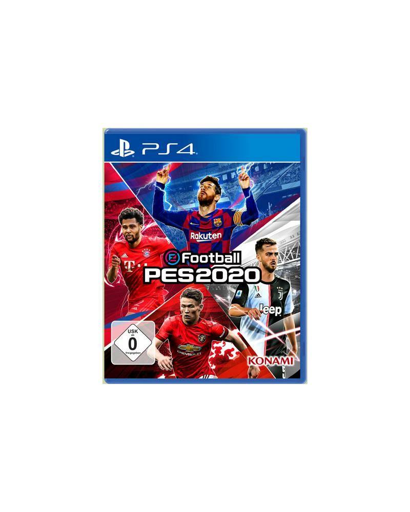 efootball PES 2020 Standard Edition PS4 digital