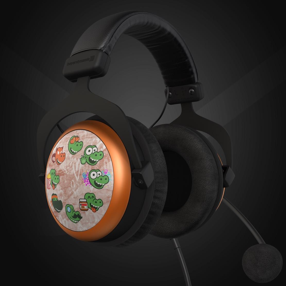 Personalisiertes beyerdynamic MMX300 Gaming-Headset zum Bestpreis!