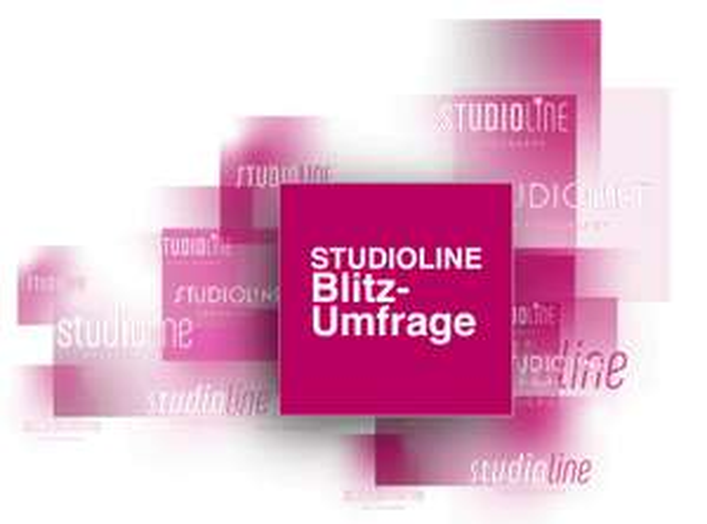 Studioline gratis Fotoshooting