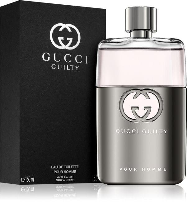 Gucci Guilty Pour Homme Eau de Toilette für Herren 150ml