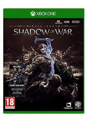 Mittelerde: Schatten des Krieges (Xbox One) für 8,50€ inkl. Versand (Base.com)