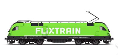 Flixtrain Tickets ab Erfurt für 1€