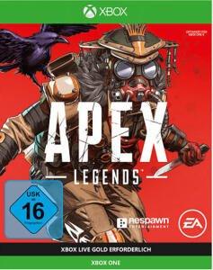 Apex Legends Bloodhound Edition & Lifeline Edition (Xbox One & PS4) für je 12,99€ (Saturn & Media Markt Abholung)