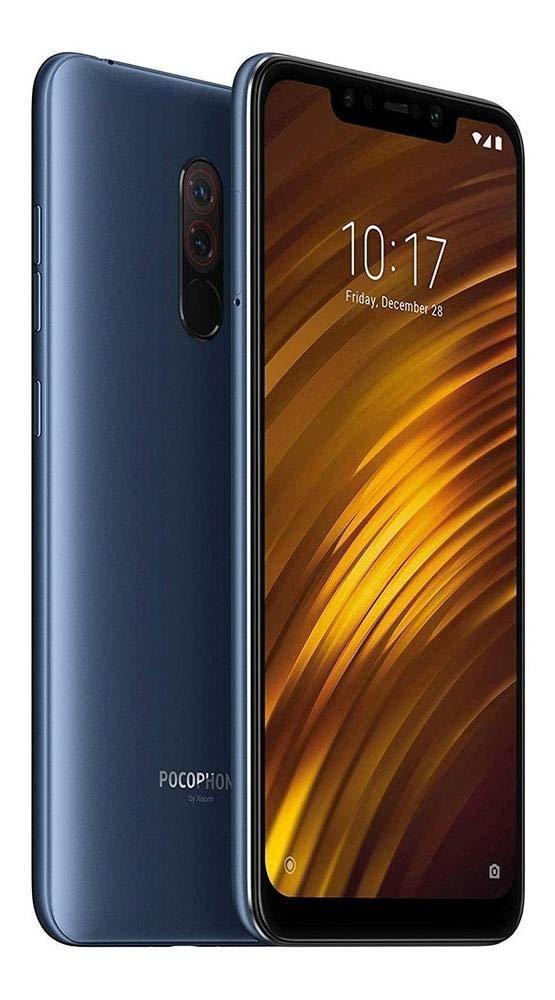 [Refurbished/Gebraucht ] Xiaomi Smartphone Pocophone F1 BLAU [Versand aus Deutschland]