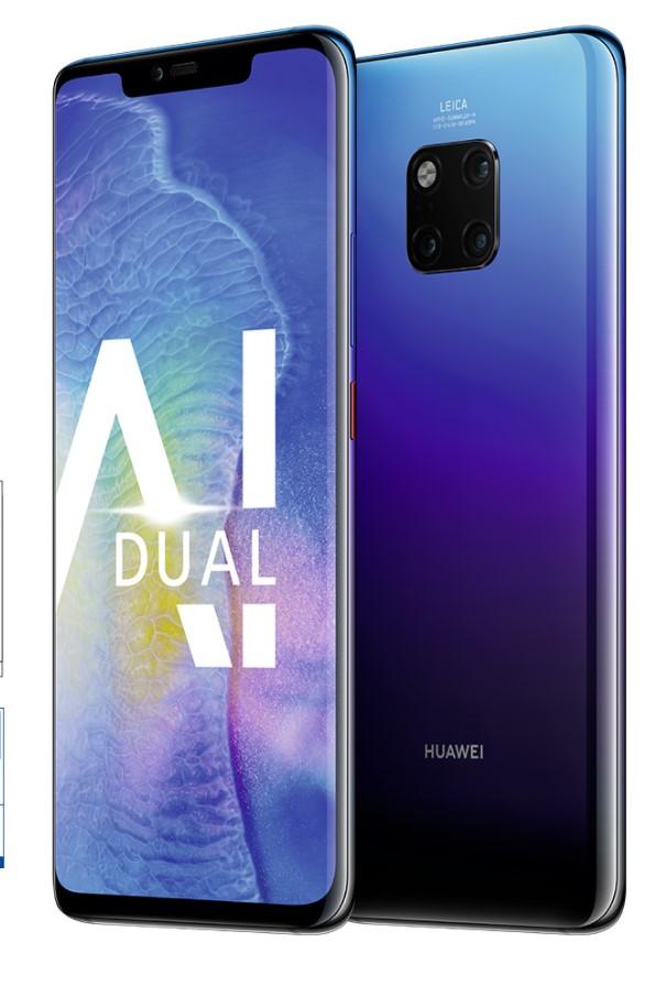 [Huawei] Mate 20 Pro nur 449€ (mit Googlediensten)