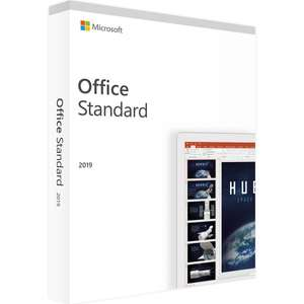 Microsoft Office 2019 Standard 32/64 Bit (Home & Business)