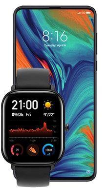 Xiaomi Mi Mix 3 5G und Amazfit GTS im Telekom Congstar (10GB LTE) mtl. 25€ einm. 49,95€ | 4,95€ LG V40 und Watch W7, Sonos Move u.a.