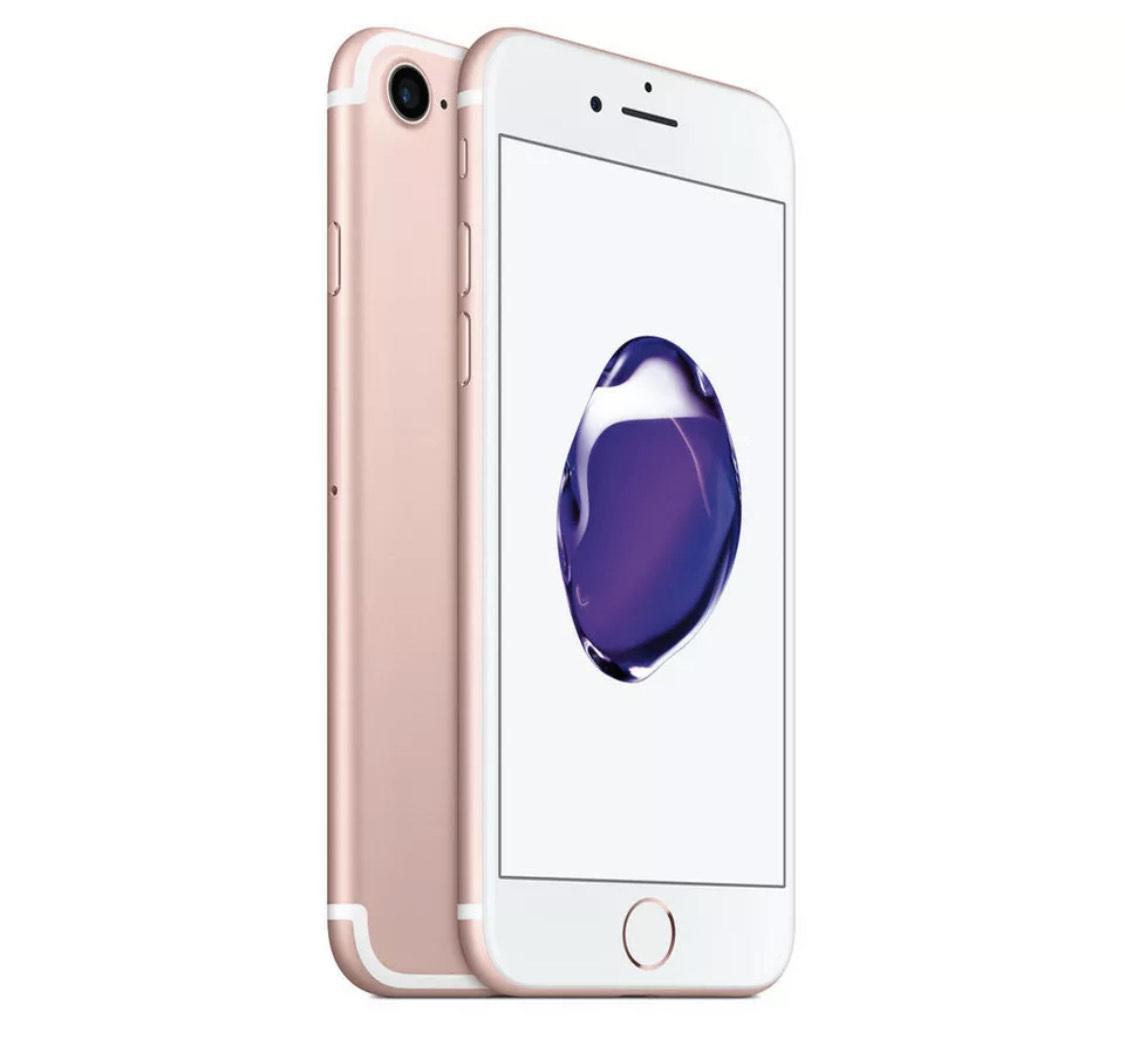 Gebraucht - Iphone 7 in Rose Gold mit 32GB