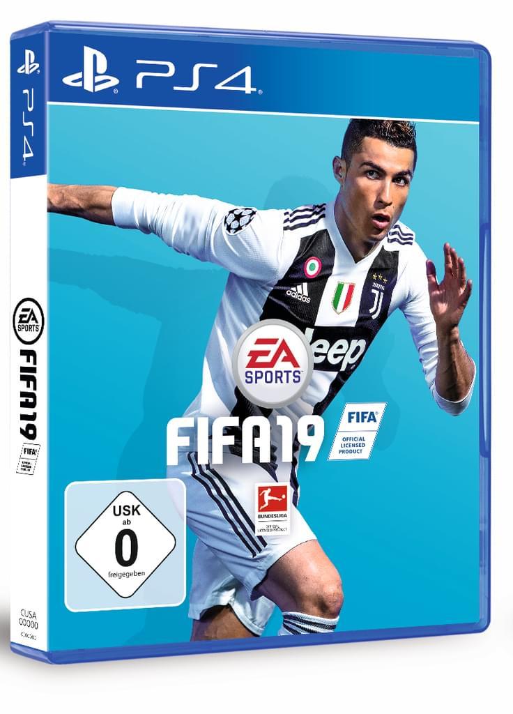 PS4 - Fifa 19 (Gebraucht - Wie neu)