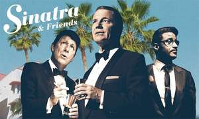 Sinatra & Friends: 1 Ticket / div. Städte / 16.-19.März / Preisklassen 1-3 verfügbar
