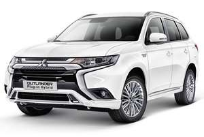 [Gewerbeleasing] Mitsubishi Outlander Basis Plug-In Hybrid (224 PS) mtl. 99,62€ (netto) + 755€ ÜF, LF 0,31, 24 Monate, verfügbar in 4 Wochen