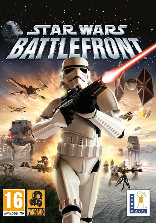 Star Wars: Battlefront (2004) (Steam) für 2,29€ (Fanatical)