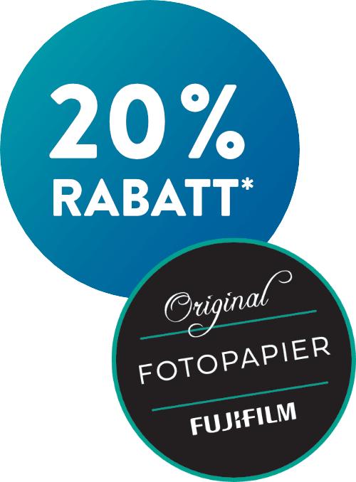 20% Rabatt auf Fotos, Fotobücher und Wandbilder bei myfujifilm.de | zB 11,2 Cent pro 9x13 Foto statt 14 Cent