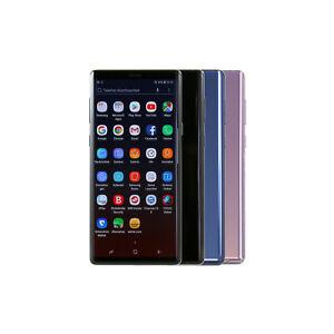 Samsung Galaxy Note 9 - Sehr guter Zustand (refurbished Ebay 12 Monate Gewährleistung)