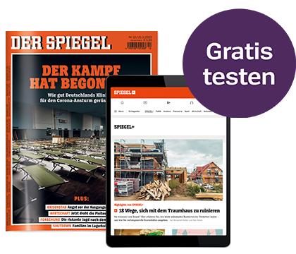Der Spiegel: 4 Ausgaben kostenfrei (Kündigungsmail nötig!)