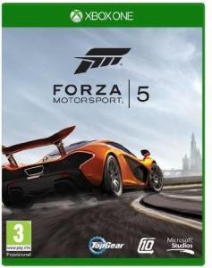 Forza Motorsport 5 (Xbox One Download Code) für 2,90€ (Amazon ES)