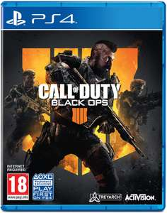 Call of Duty: Black Ops 4 - PlayStation 4 [Amazon.co.uk]