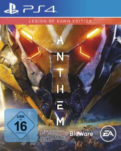 Anthem Legion of Dawn Edition (PS4) für 8,97€ (Amazon Prime)