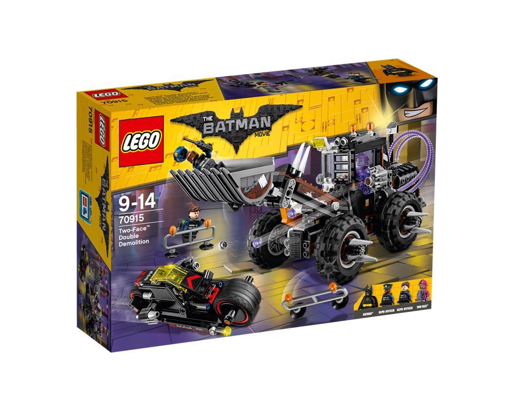 [idee+spiel] LEGO Batman - Doppeltes Unheil durch Two-Face (70915)
