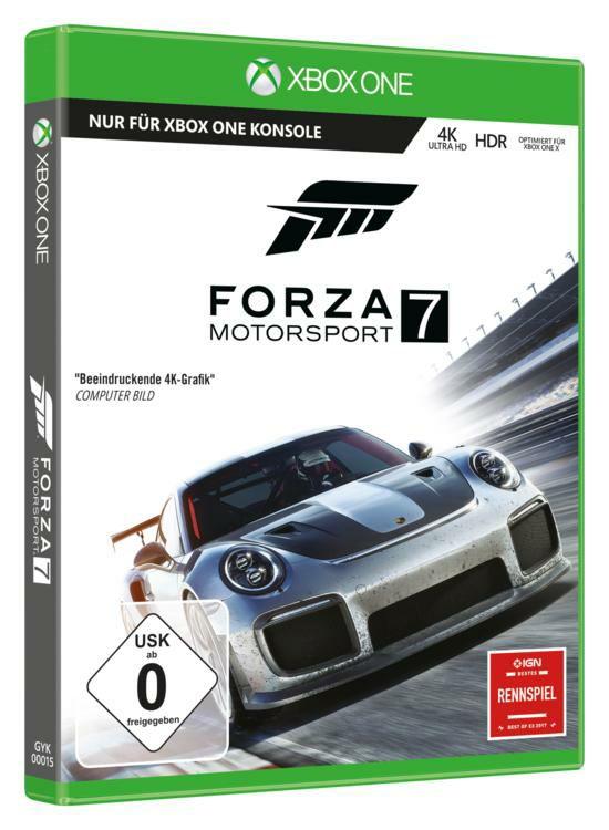 Forza Motorsport 7 Xbox One [expert]