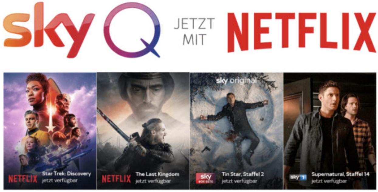 Deutsches Netflix für nur 5 Euro effektiv