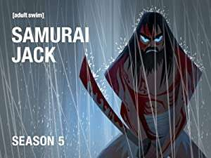 Samurai Jack - Staffel 1 bis 5 (OT) kostenlos im Stream bei Adultswim (US VPN)
