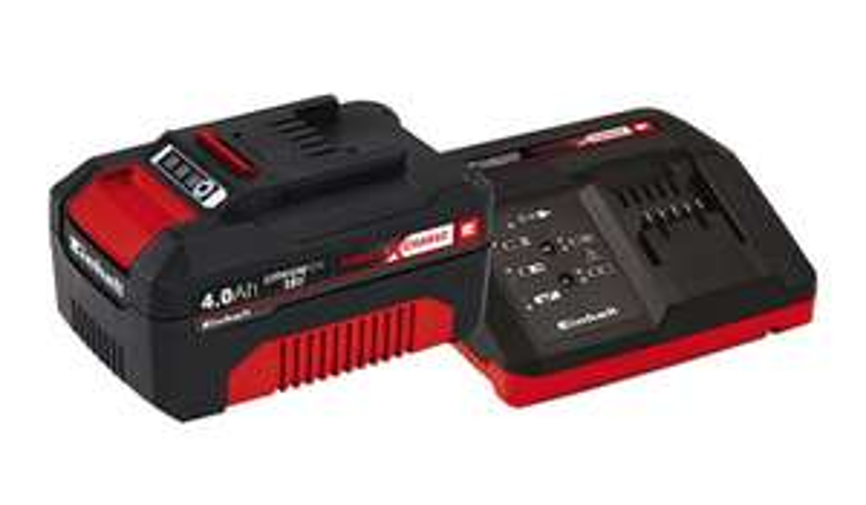 Einhell Power X-Change 4 Ah Akku & Ladegerät PXC-Starter-Kit