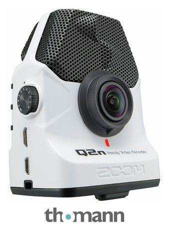 Zoom Q2n White Handy Audio/Video-Recorder - Musikhaus Thomann