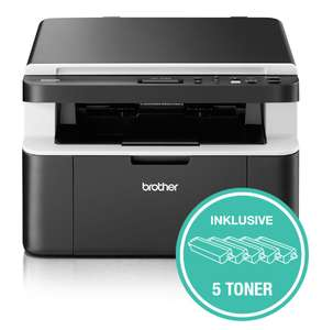 """Brother DCP-1612WVB incl. 5 Toner """"Finanzierung"""""""